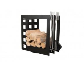 Stojak na drewno - symbol SA04